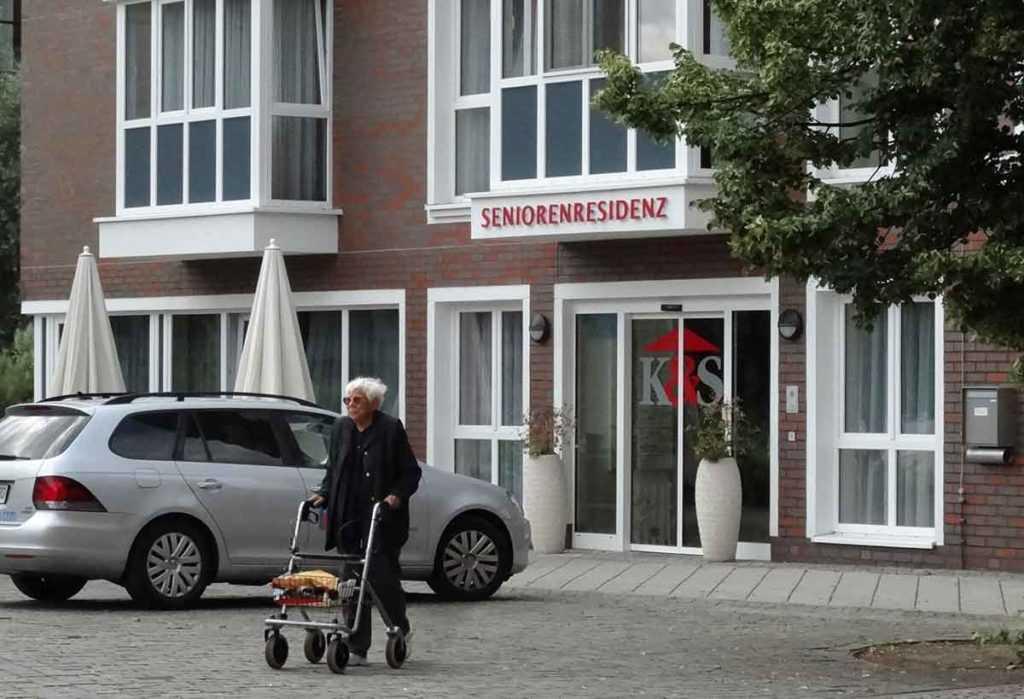 Seniorenresidenz Altenheim Pflegeheim